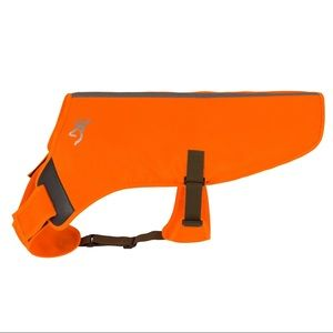 BROWNING DOG SAFETY VEST | SAFETY ORANGE Sz L